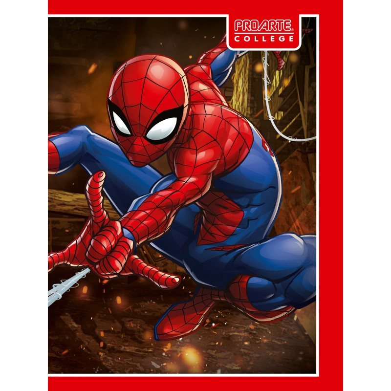 Cuaderno College Spiderman...